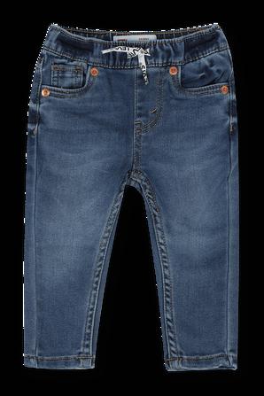 גילאי 3-9 חודשים מכנסי ג'ינס קלאסיים בגוון אינדיגו LEVI`S KIDS