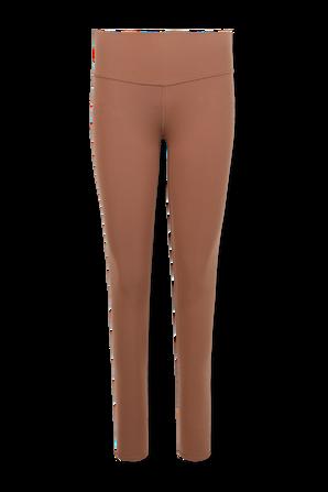 High-Waist Airbrush Legging In Brown ALO YOGA