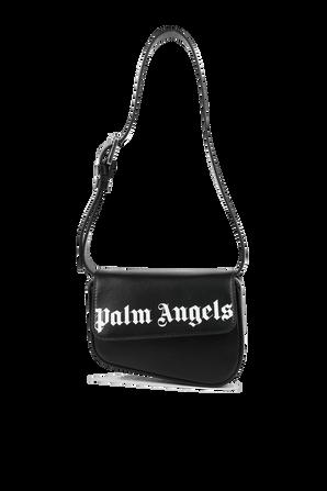 Crash Belt in Black PALM ANGELS