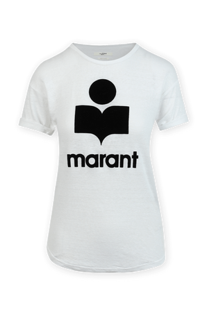 Koldi Marant Tshirt in White ISABEL MARANT