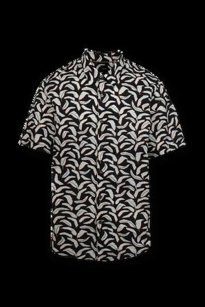 Luka Shirt in Navy and White HUGO BOSS INTERNATIONAL