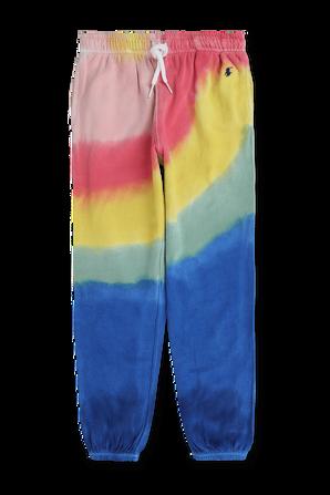 גילאי 8-16 מכנסי טאי דאי צבעוניים POLO RALPH LAUREN KIDS