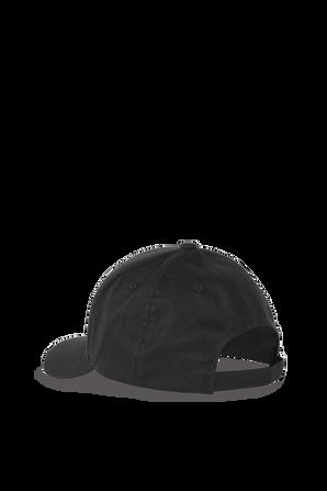 Classic Logo Baseball Hat in Black BOSS
