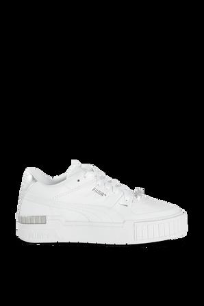 Cali Sport Metallic in White PUMA