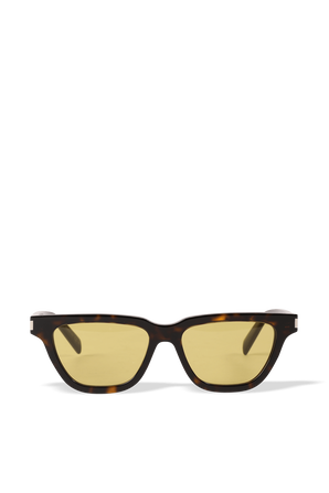 Tortoiseshell SL 462 Sunglasses SAINT LAURENT
