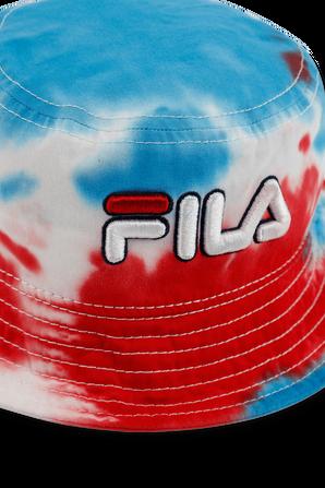 כובע באקט טיי-דיי בכחול אדום ולבן FILA