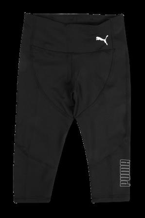 גילאי 6- 14 מכנסי טייץ שחורים קלאסיים PUMA KIDS