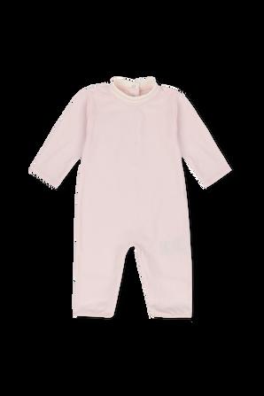 גילאי 1-6 חודשים מארז שלושה חלקים בגוון ורוד FENDI KIDS