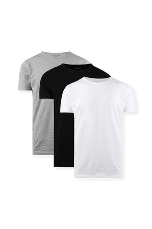 3 pack stretch tee TOMMY HILFIGER