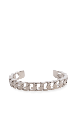 G Chain Bangle in Silver GIVENCHY