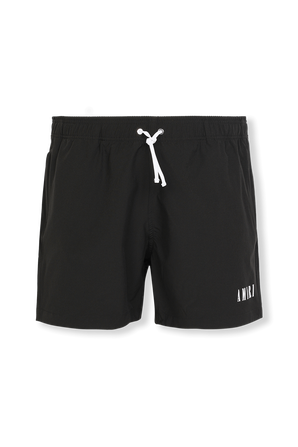 Black Swim shorts With Logo AMIRI