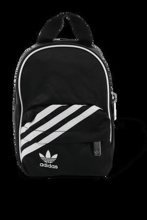 Mini Backpack in Black ADIDAS ORIGINALS