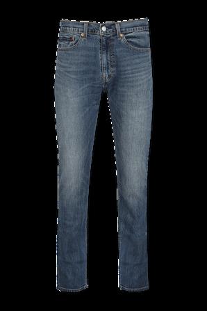 מכנסי ג'ינס 505 גזרה ישרה בשטיפה בינונית LEVI`S