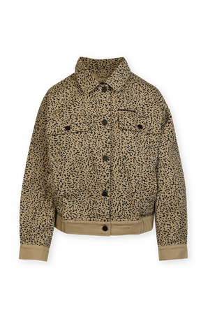 High Wired Jacket in Leopard VOLCOM