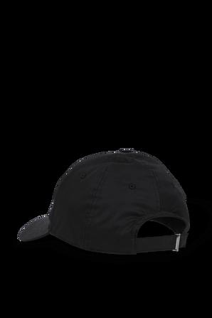 Branded Tag Baseball Cap in Black DOLCE & GABBANA