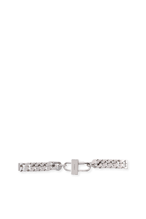 Chain Buckle Bangle in Silver GIVENCHY