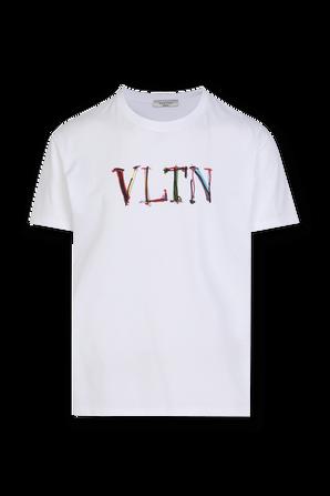 T-Shirt With Logo Print VALENTINO