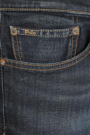 Skinny High Rise Jeans in Dark Wash POLO RALPH LAUREN