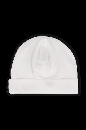 כובע גרב לבן OEUF NYC
