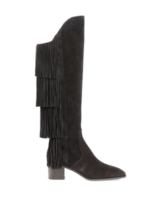 Boots Lionne in Black CHRISTIAN LOUBOUTIN