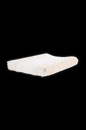 סדין בגוון קרם עם הדפס כוכבים זהובים NOBODINOZ