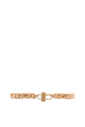 Chain Buckle Bangle in Gold GIVENCHY