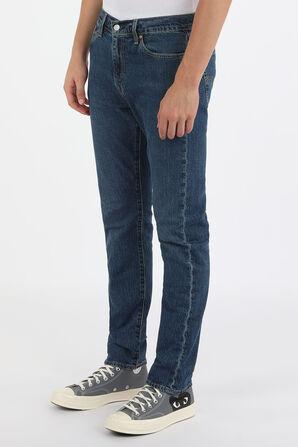 מכנסי סקיני ג'ינס 510 בשטיפה כחולה LEVI`S