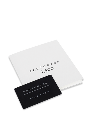 גיפט קארד על סך 1500 שקלים GIFT CARD