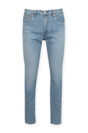 511 Slim Fit Jeans in Light Wash LEVI`S