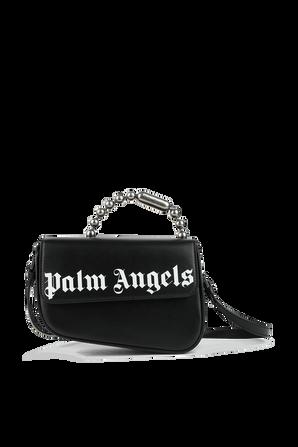 Crash Bag in Black PALM ANGELS