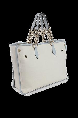 Bond Medium Bag in Nude GIVENCHY