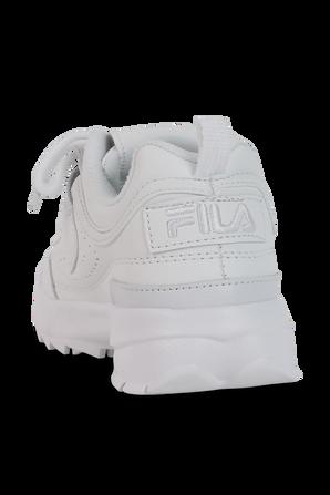 מידות 28-35 נעלי דיסרפטר בלבן FILA