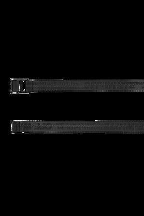 Industrial 2.0 Adjustable Belt in Black OFF WHITE