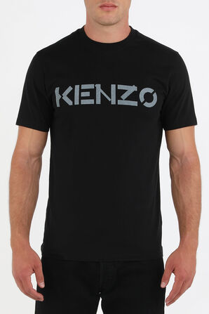 Kenzo Graphic Classic T-shirt in Black KENZO