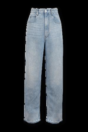 Tilorsy Denim Pants in Bright Wash ISABEL MARANT