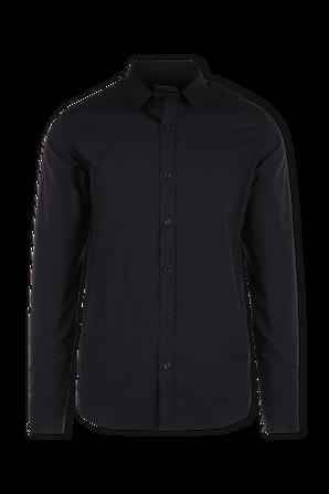 Slim Fitted Navy Shirt CALVIN KLEIN