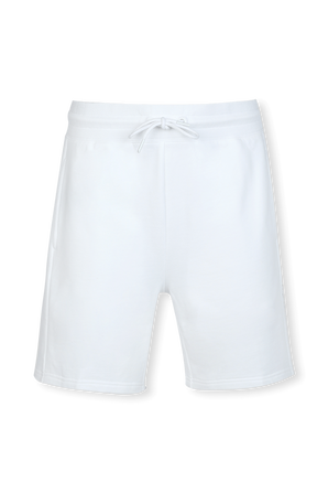 Pride - Jogger Shorts in White CALVIN KLEIN
