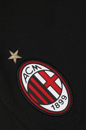 גילאי 6-14 מכנסי כדורגל מילאן בצבע שחור PUMA KIDS