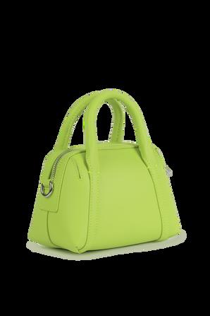 Sholder Bag in Lime ARMANI EXCHANGE