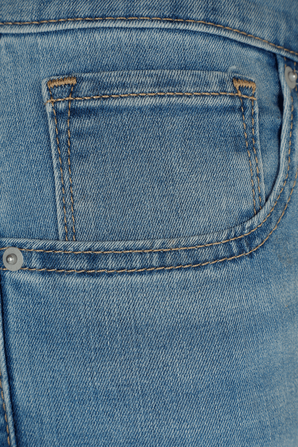 721 High Rise Ankle Skinny Jeans in Medium Wash LEVI`S