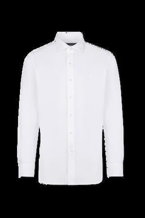 Classic Slim Shirt In White POLO RALPH LAUREN