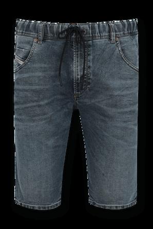 D-Krooshort JoggJeans in Blue Wash  DIESEL