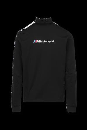 BMW M Motorsport T7 Track Jacket in Black PUMA