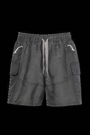 Puma X Rhuigi Shorts in Black PUMA