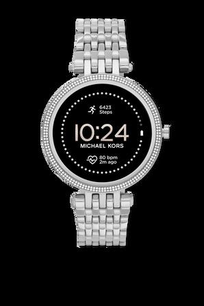 שעון חכם דור 5 בגוון כסוף MICHAEL KORS