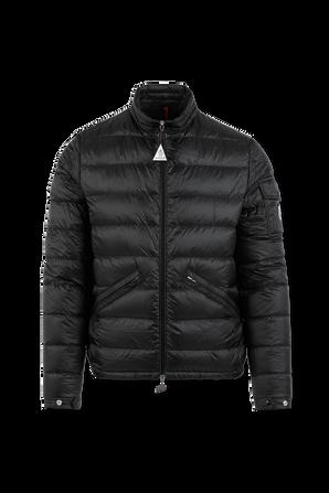 Agay Down Jacket in Black MONCLER