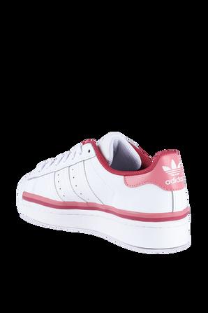 Superstar Shoes in White ADIDAS ORIGINALS