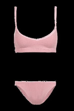 Virginia Bikini in Pink HUNZA G
