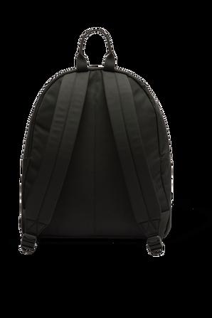 Lacoste X Polaroid  Multicolor Crocodiles Backpack In Black LACOSTE
