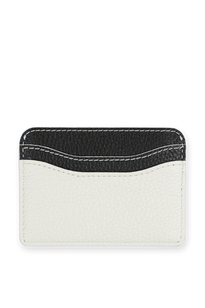 Card Case in White MARC JACOBS